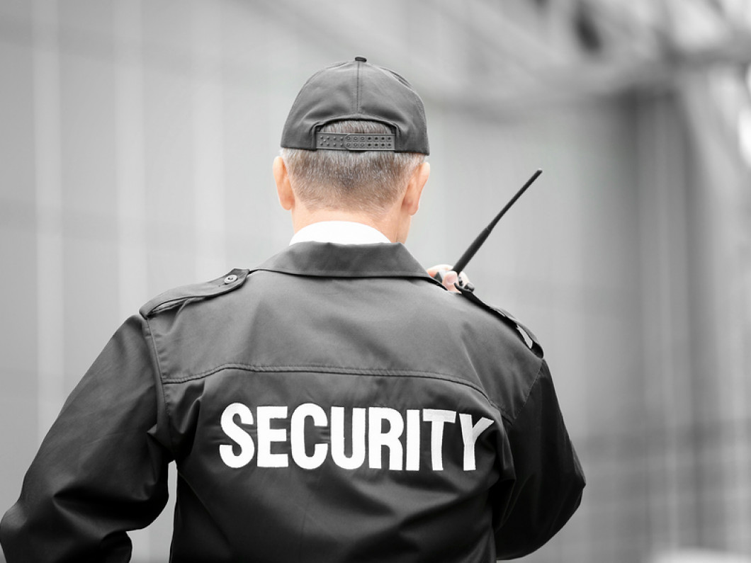 Who benefits from our uniformed security services?